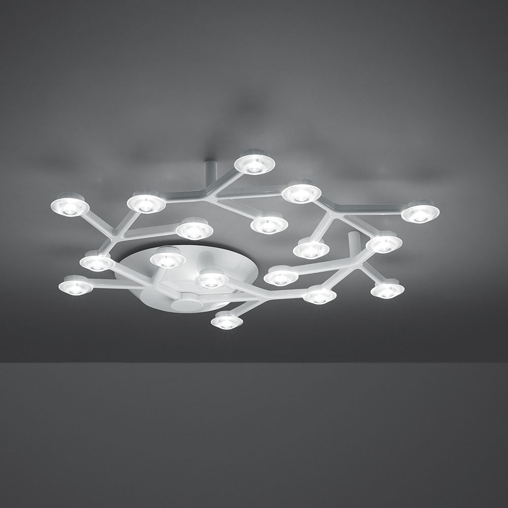 LED NET Ceiling - Inspiration, materials and technologies | Artemide ...