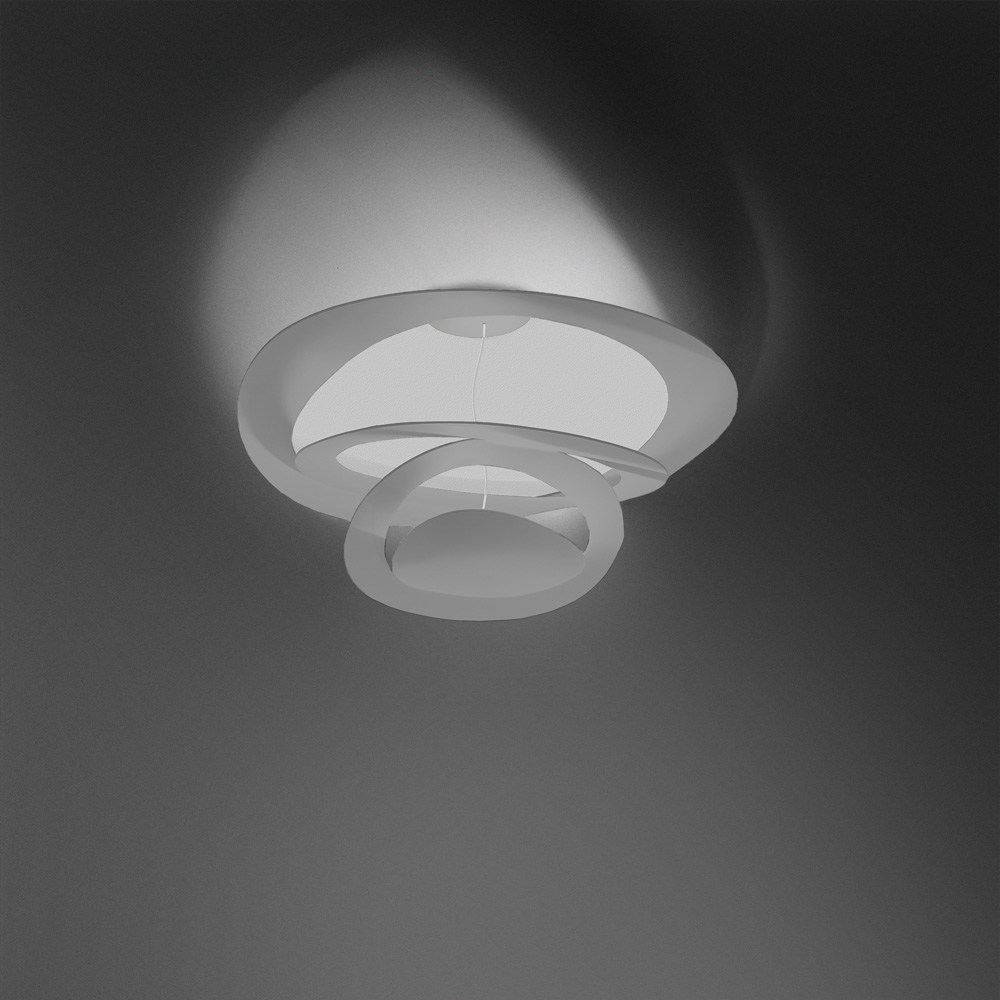 PIRCE Ceiling - Inspiration, materials and technologies | Artemide ...