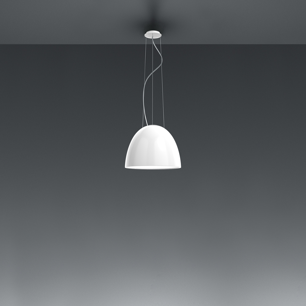 NUR Suspension - Inspiration, materials and technologies | Artemide ...