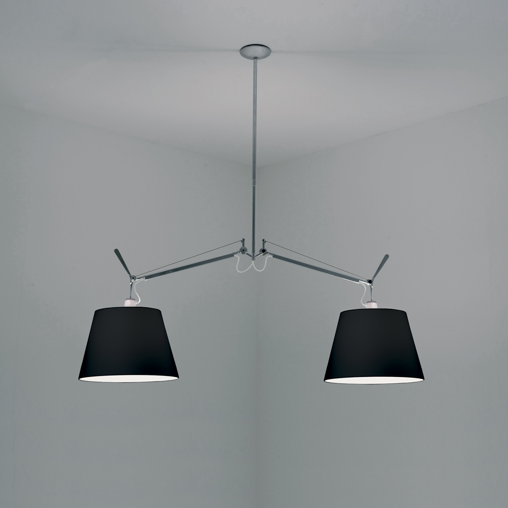 Tolomeo Double W Shade Suspension Inspiration Materials