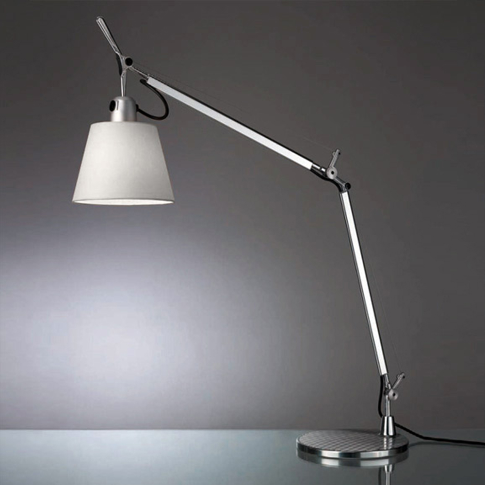 Tolomeo shade table inspiration materials and for Data table design inspiration
