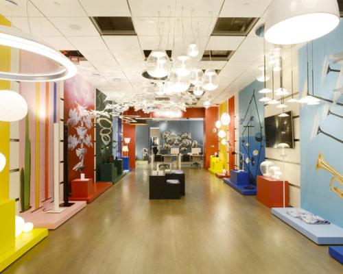 New York-showroom