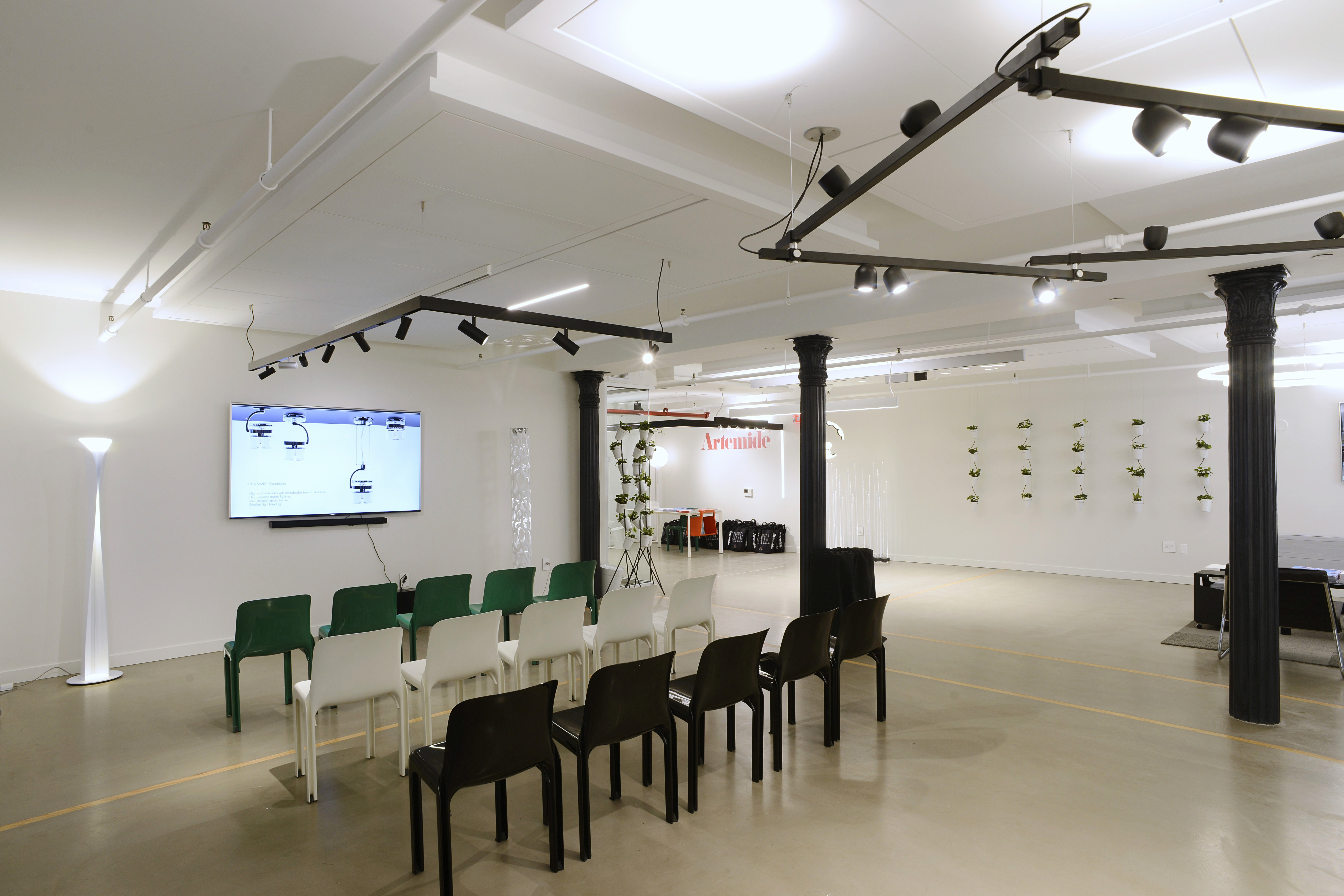 Photo by GION Studio & ARTEMIDE OPENS LIGHTING CONSULTANCY u0026 TRAINING CENTER IN NEW YORK ...